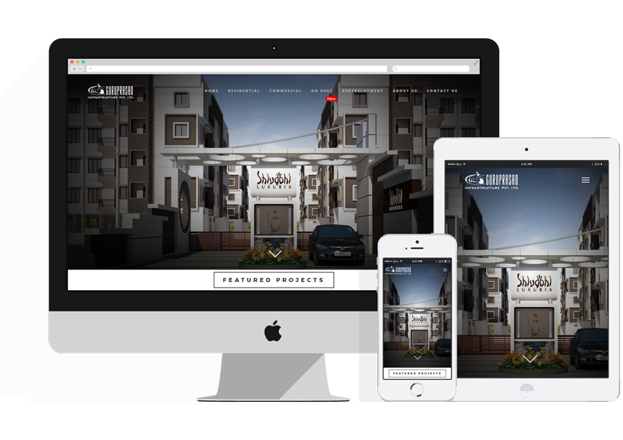 Arkansas Website Design for Oil and Gas Company